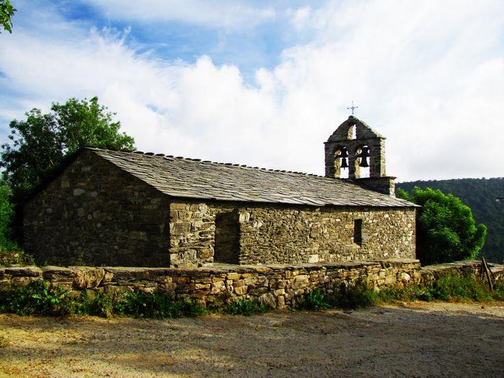 Fonfría, Lugo, Camino de Santiago