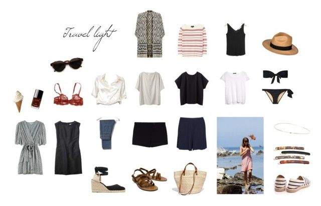 """summer sun"" by bloesem ❤ liked on Polyvore featuring COS, Ann Demeulemeester, Boohoo, Brandy Melville, A.P.C., La Garçonne Moderne, Castañer, Margaret Howell, K. Jacques and Madewell"