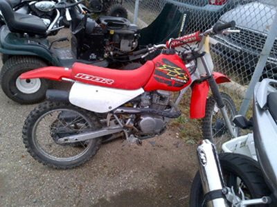 Recognize this dirt bike? If you can prove this item belongs to you, please contact EPSpinterest@edmontonpolice.ca with specific details that identify the item, as well as any form of proof that it belongs to you. Only individuals providing specific information will be contacted.