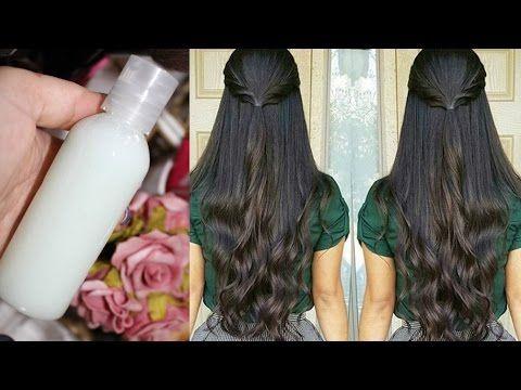 Faça isto antes de deitar e 1 vez por semana e terá cabelos lindos como nunca! - YouTube