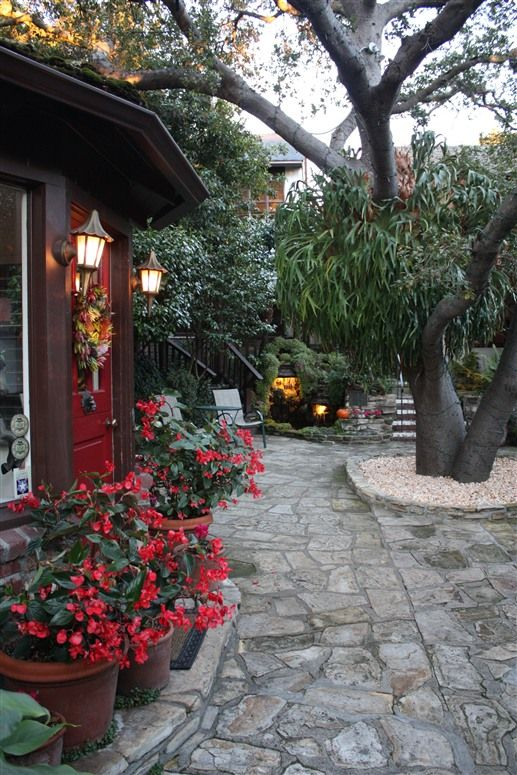 the vagabond's house in Carmel-By-The-Sea, California