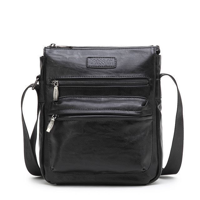 Vintage New Arrival Men Shoulder Bag iPad Portfolio Messenger Business Casual
