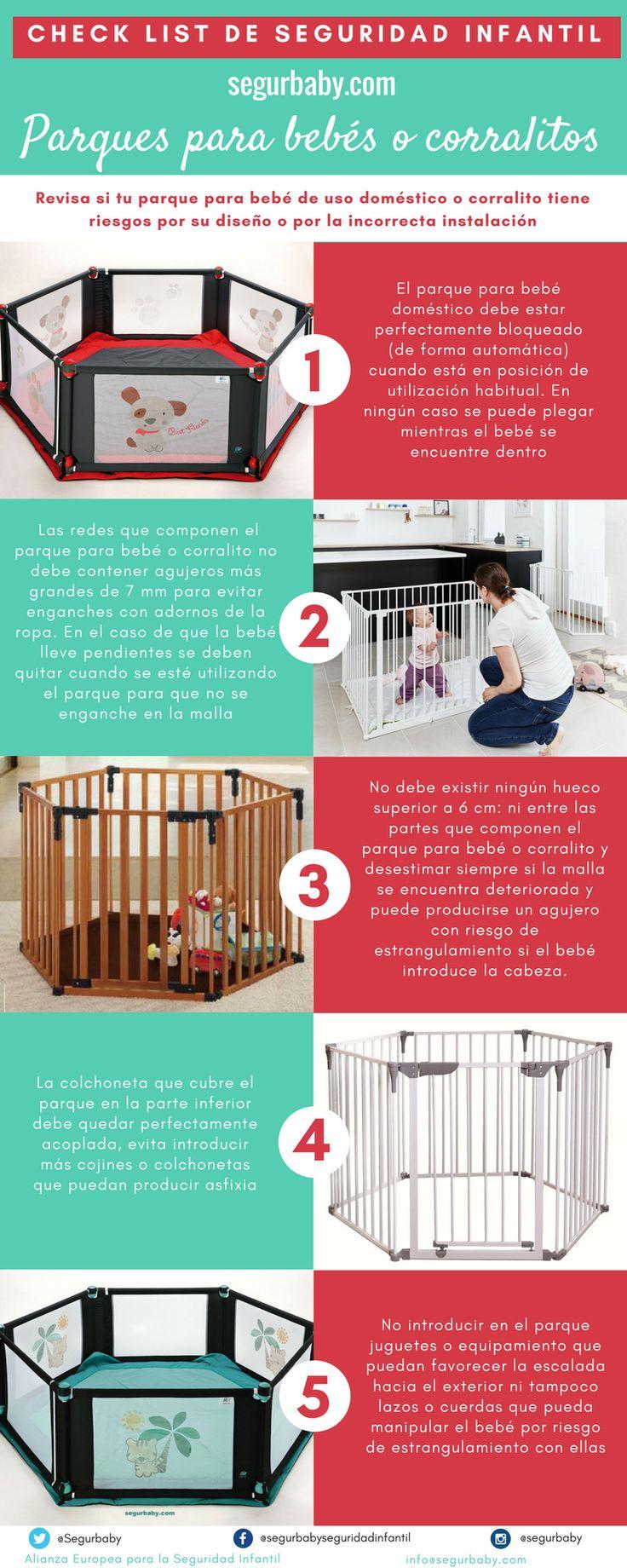 Chekc+list+de+verificación+para+parques+infantiles+o+corralitos