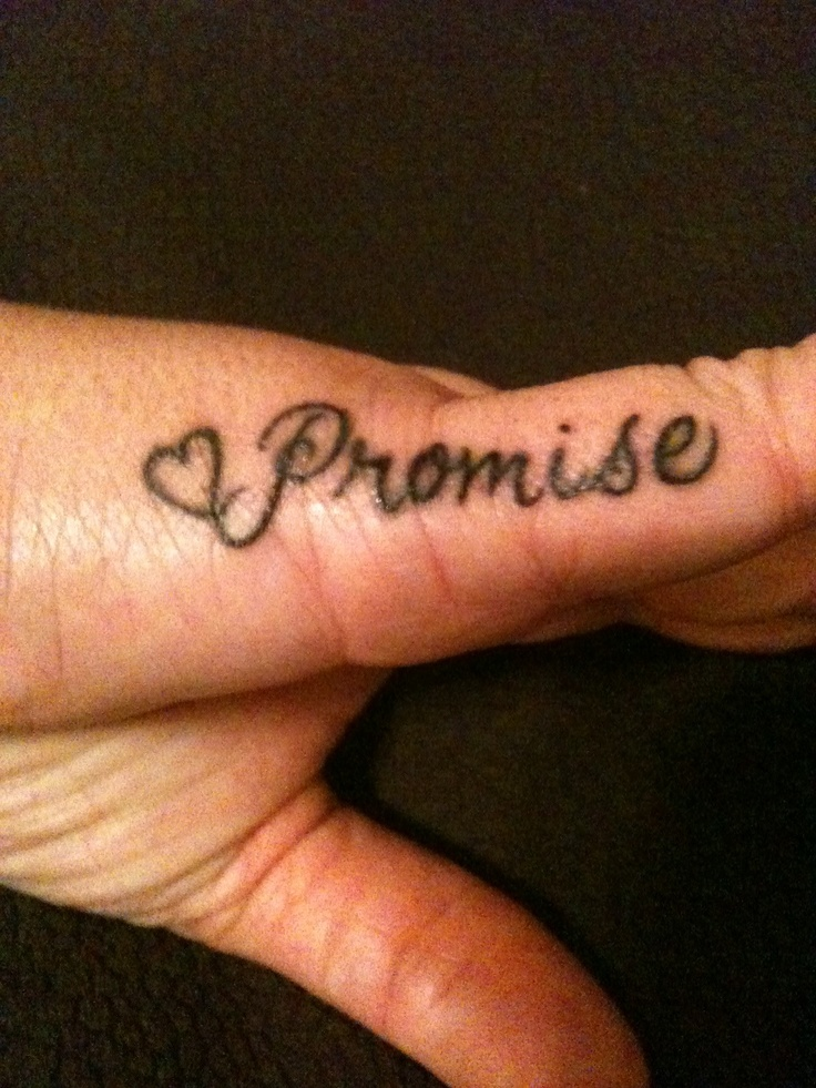 Pinky Promise Tattoos: 14 Best Pinky Promise Tattoos Images On Pinterest