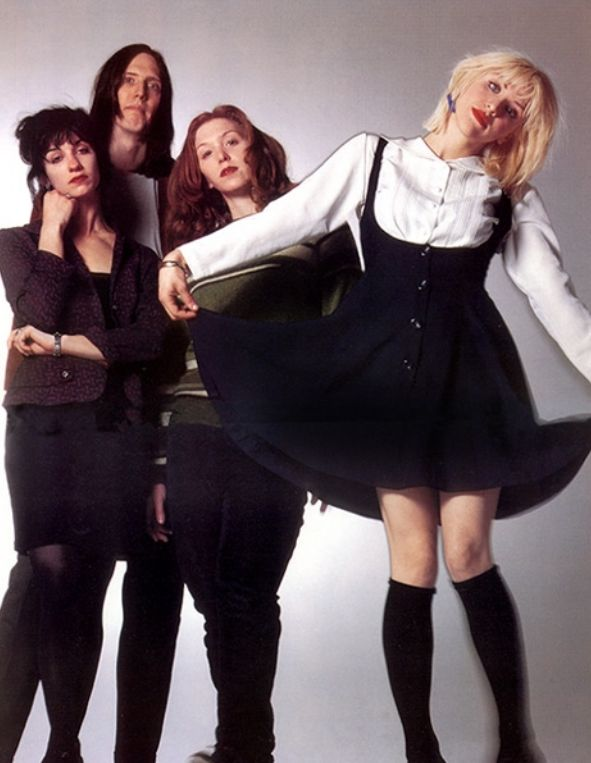 Hole / Courtney Love.