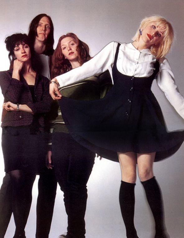 Hole / Courtney Love.