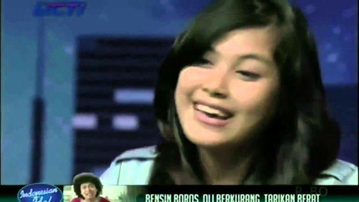 Indonesian Idol 2014 - Ghaitsa Kenang - Audisi Bandung - Breakeven (+pla...