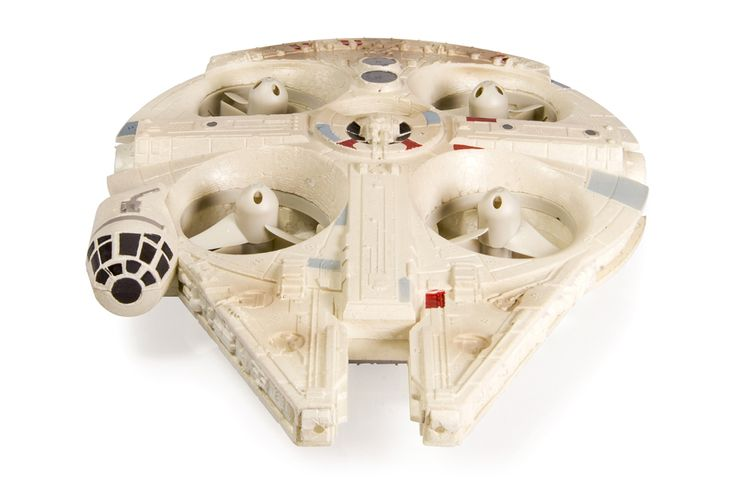 Disney starts selling the Millennium Falcon and X-Wing Drones