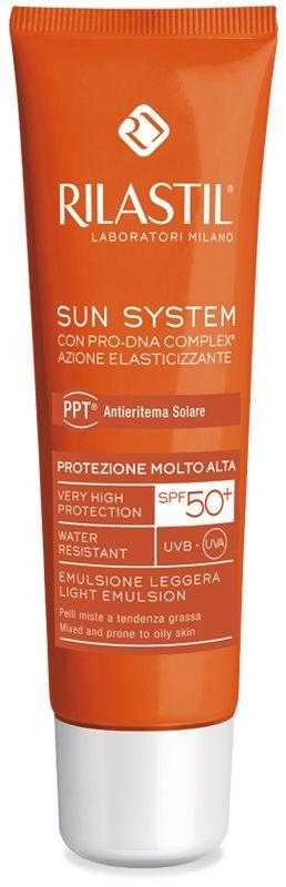 #Rilastil Sun System Emulsione leggera SPF 50 - Farmacia Dott.ssa Alessandra Bianchi