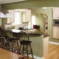 best 20+ kitchen peninsula design ideas on pinterest | small
