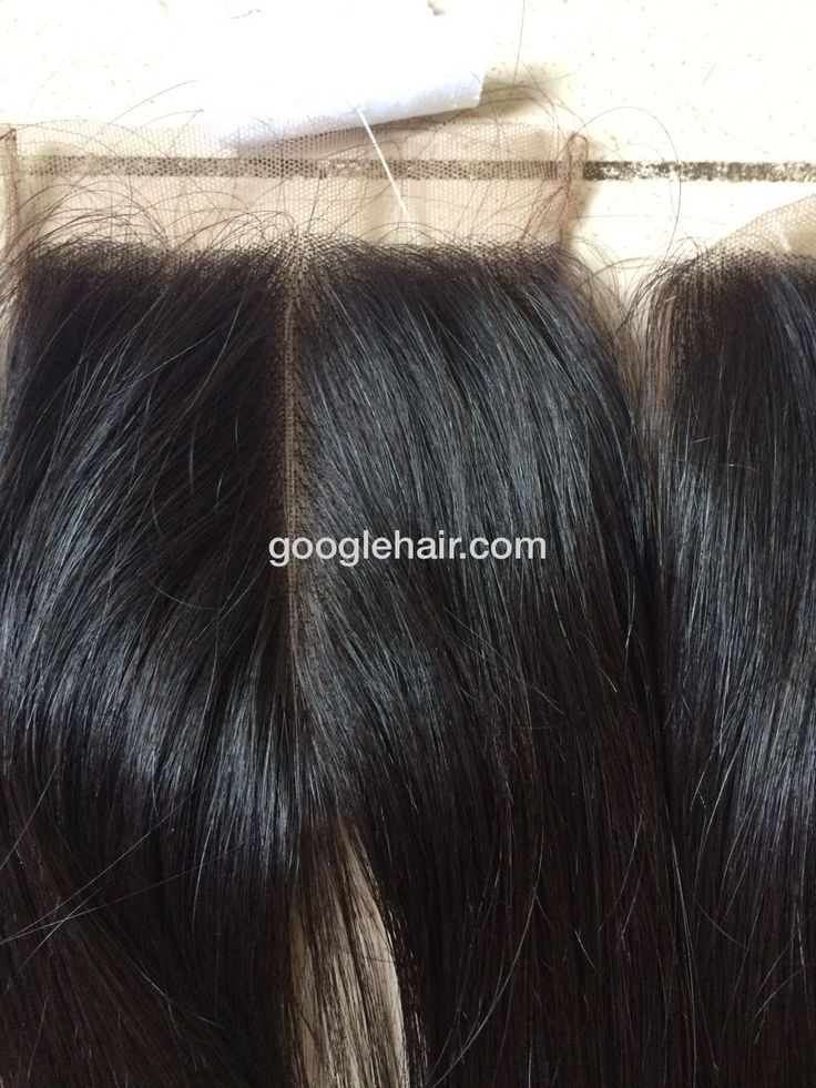 Closure 4 by 4 Middle Part Very Silk And Soft Real Hair Extensions