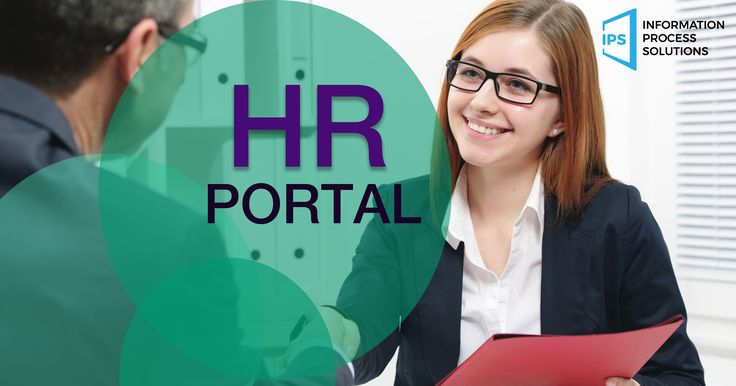 IPS #HR #Portal enables you to access your employee profile, get - hr resource