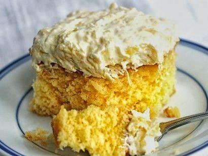 Aloha Cake - Cook'n is Fun - Food Recipes, Dessert, & Dinner Ideas