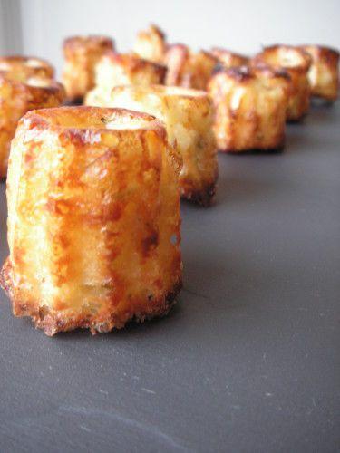 CANNELES SAUMON/ANETH - C secrets gourmands!! Blog de cusine, recettes faciles, à préparer à l'avance, ...