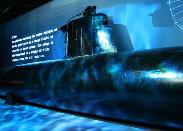 attack Midget submarines