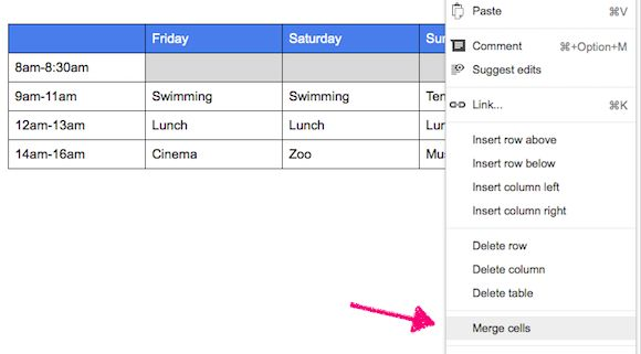 Noted Workflows Makes Collaborating on Documents in Google Docs
