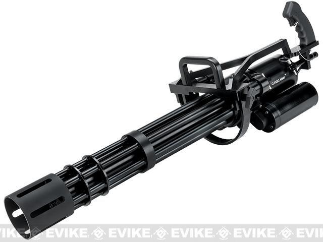 Classic Army M134-A2 CO2/HPA Powered Airsoft Minigun $2,688.00