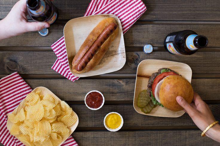 DIY Hamburger and Hot Dog Buns Recipe: https://food52.com/blog/10639-diy-hamburger-and-hot-dog-buns #Food52