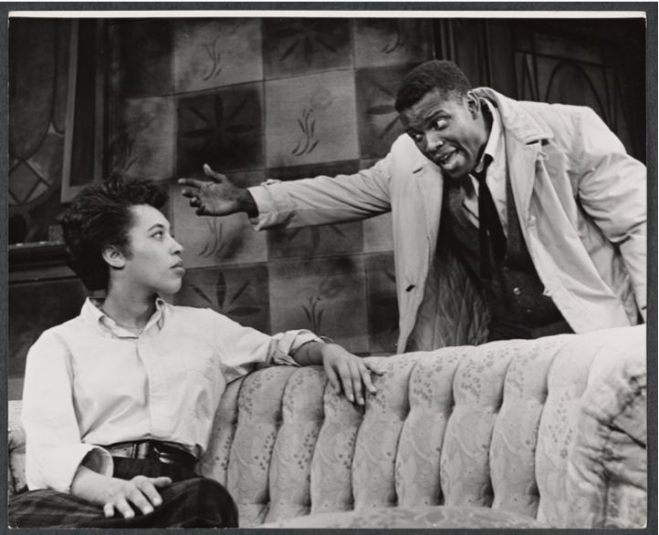 the pursuit of the american dream in lorraine hansberrys play a raisin in the sun In the play a raisin in the sun, the author shows an african-american family   the american dream in lorraine hansberry's a raisin in the sun essay  as a  pursuit of material prosperity, that people work more hours to get bigger cars,.