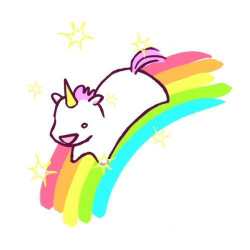 Cute Kawaii Unicorn GIF - GIFs, Show More GIFs