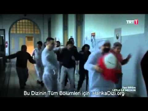 Leyla ile Mecnun Erdal Bakkal Akıl Hastanesi - YouTube