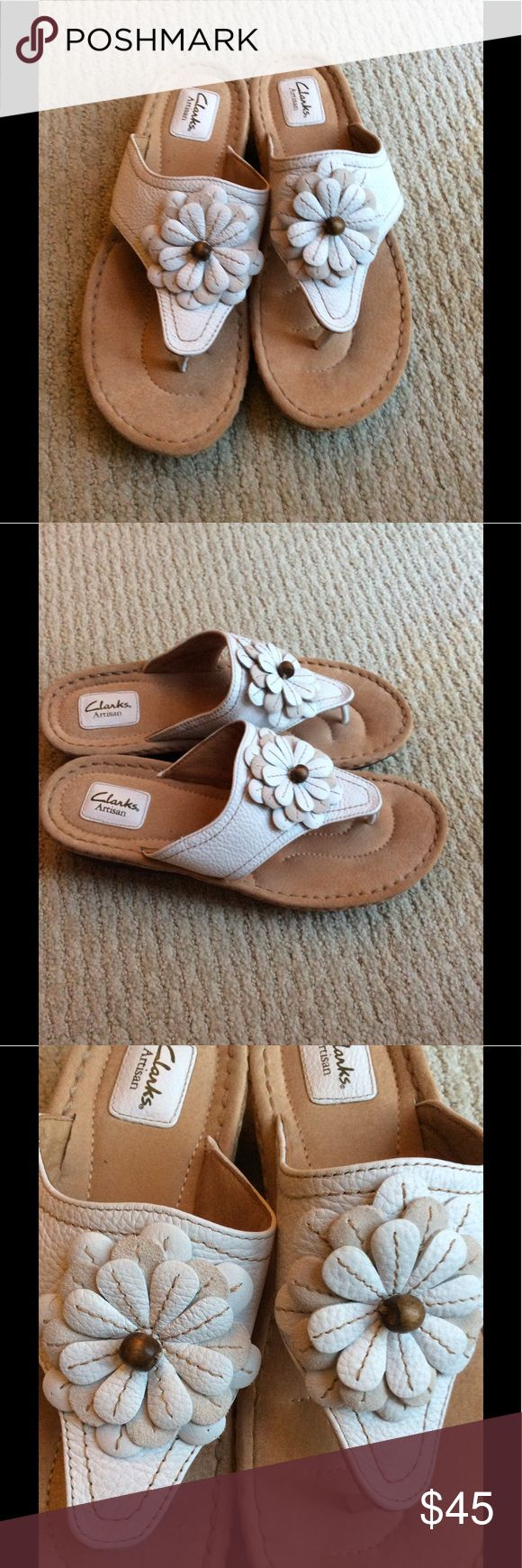 Clarks sandals New sandals no tags no stains and no signs of wear Clarks Shoes Sandals