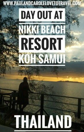 We spent a day of indulgence at the Nikki Beach Resort, near Nathon in Koh Samui. Read about our experience here.