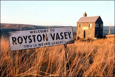 Royston Vasey - the place where nightmares come true