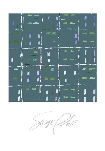 Serge Pichii   Drawings: My Patterns