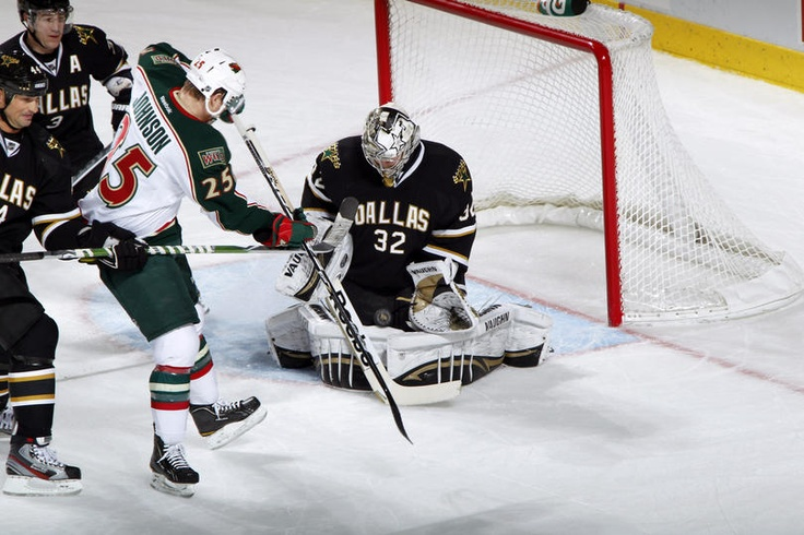 Kari deserved his Number 1 STAR of the night on Eddie Belfour night for sure!