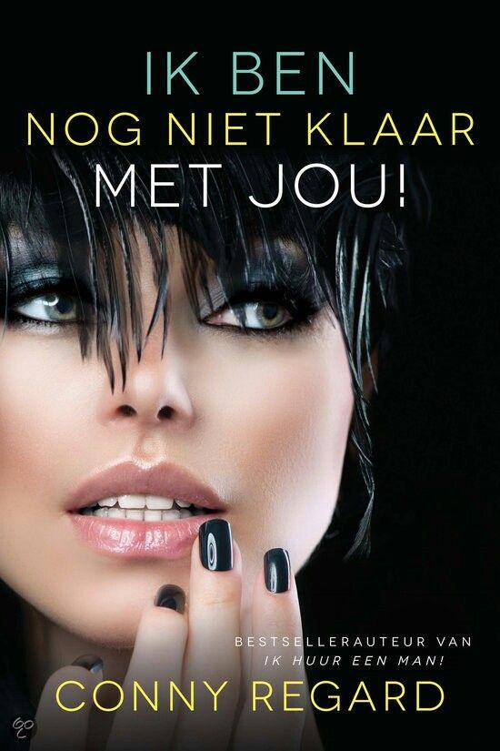 Ik ben nog niet klaar met jou van #ConnyRegard. Een geweldig boek om te lezen! Recensie op http://ebella.nl/2014/05/10
