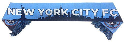 NYCFC Scarf - Skyline Scarf Ruffneck Scarves http://www.amazon.com/dp/B00VKRZHL4/ref=cm_sw_r_pi_dp_yxNMvb1TR4P3G