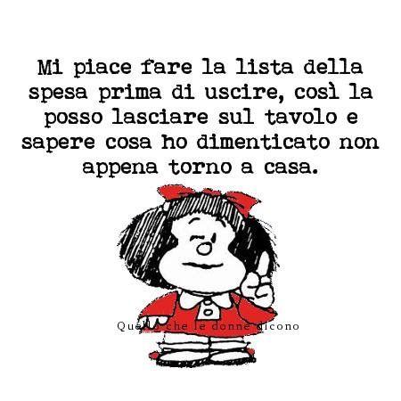 Mafalda come ti capisco