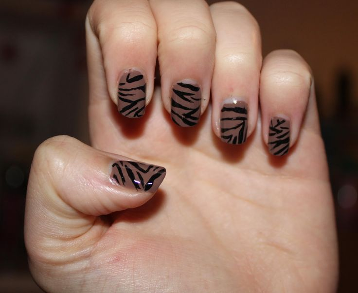 31 best images about brown nails u as marrones on - Fotos de decoracion ...