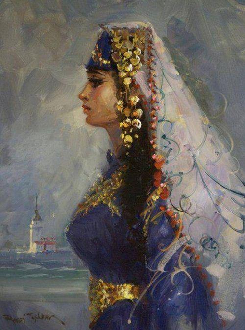 Turkish artist Ramzi Taskiran