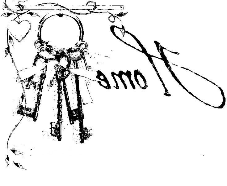 sleutels home