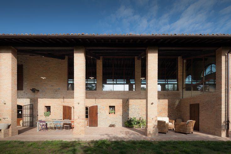 Galería de Renovación de granja antigua / Studiomas architetti - 3