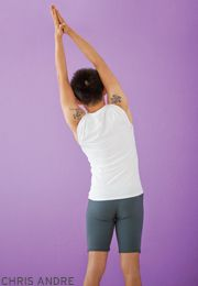 Back stiffness? 3 side bends to try