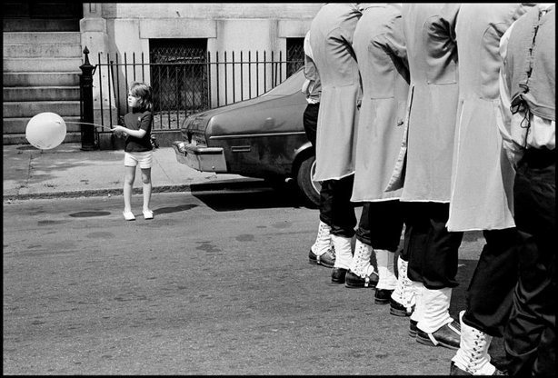 Boston 1974 by Constantine Manos