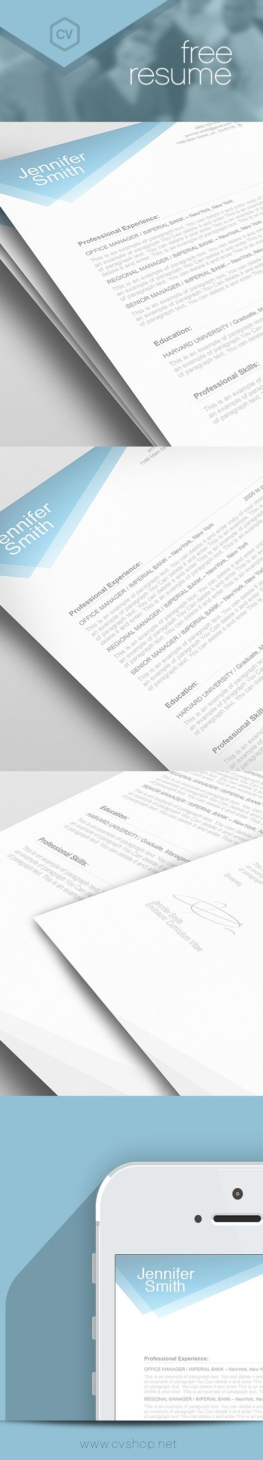 Free Resume Template 100040 14 best FREE