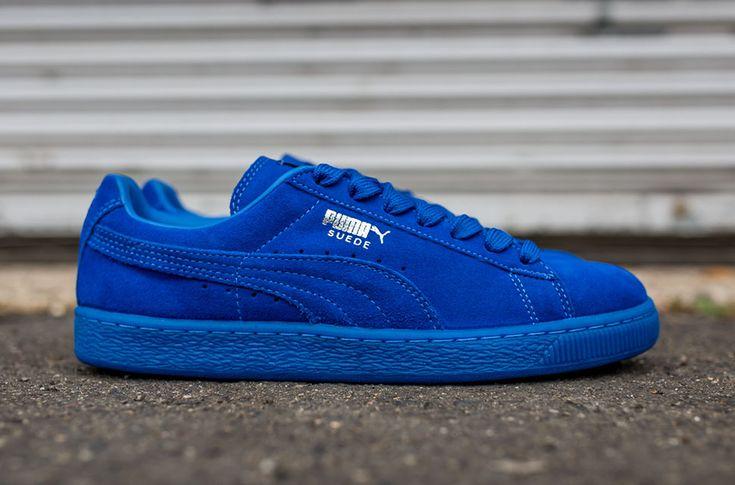 Puma Basket Azul