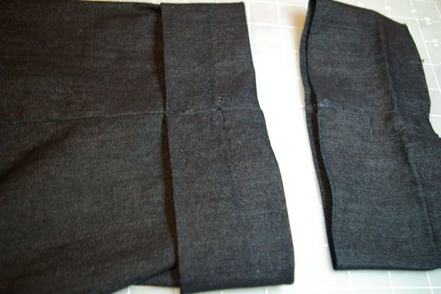 How To Hem Pants With A Cuff How To Shorten Pants With Cuffs With Images How To Hem Pants Sewing Pants Mens Cuffed Pants