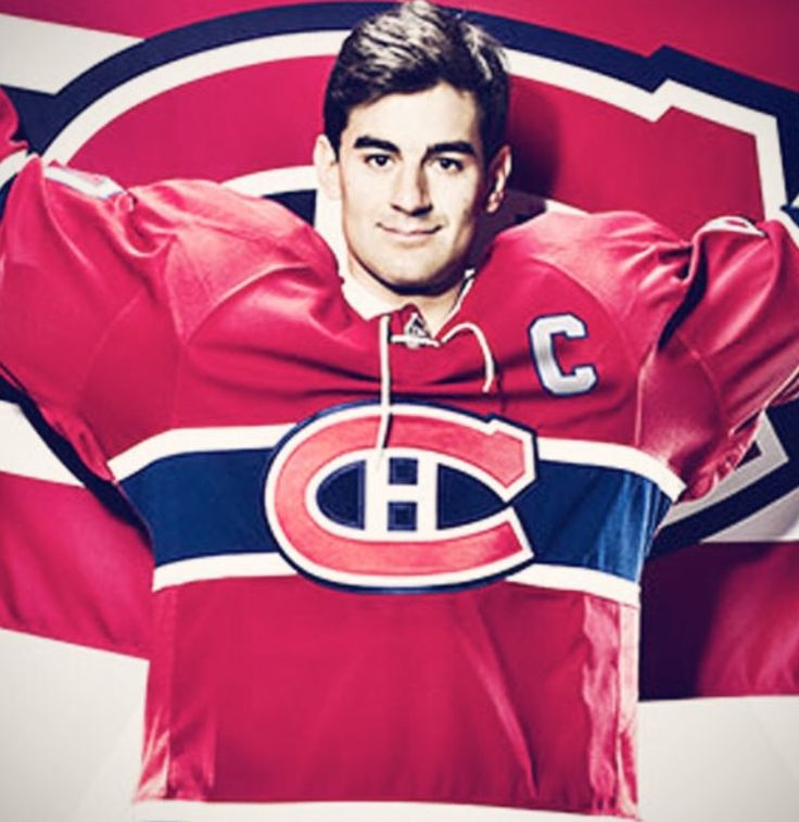 Our 29th Captain of the Montreal Canadiens! Congrats Max!