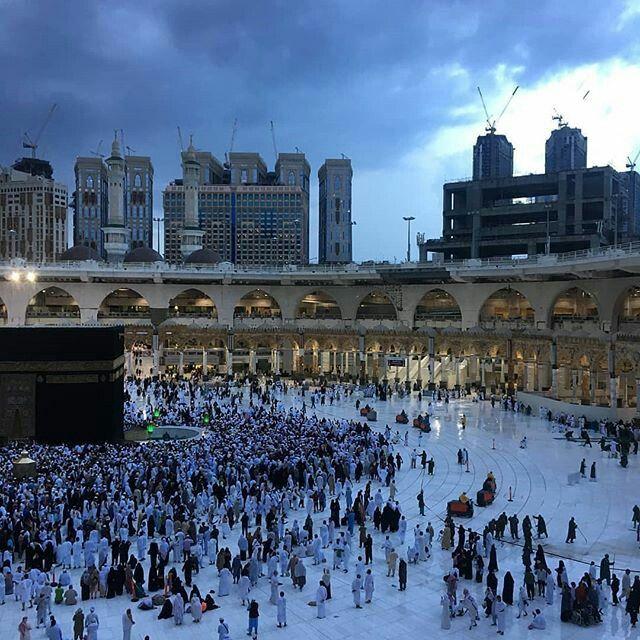 Pin Oleh Haseeb S Thinking Di Makkah Wallpaper Ponsel