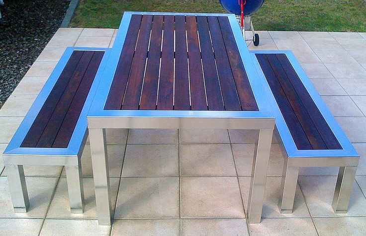 Welding Project Plans | Miller - Welding Projects - Idea Gallery - Stainless Steel and ...