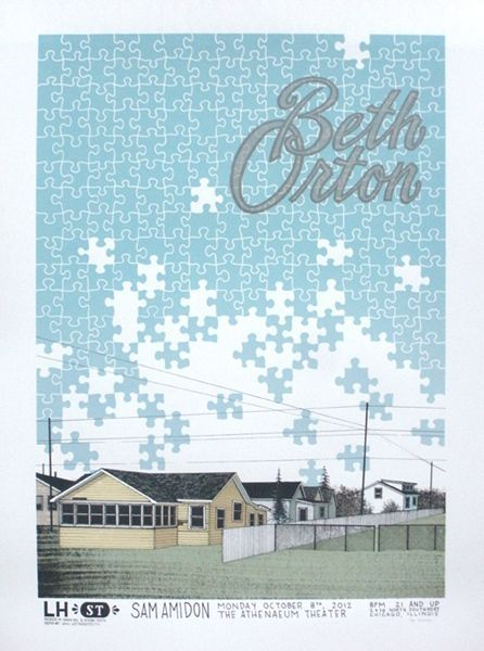 Beth Orton:visit gigposters com
