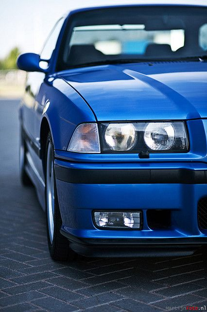 E36 m3 in Estoril Blue.... Love that blue!