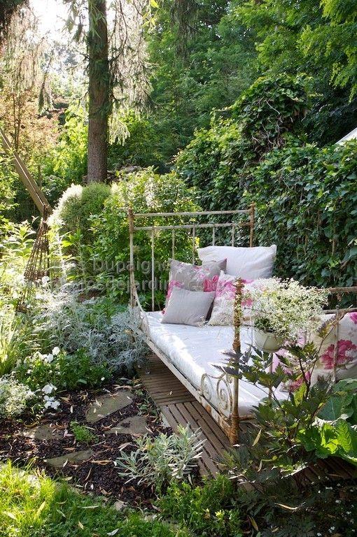 Les 25 Meilleures Id Es De La Cat Gorie Jardin Romantique Sur Pinterest Lumi Res De F Te