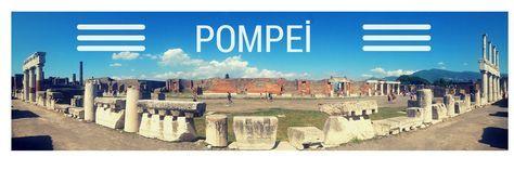 Revivez notre journée de visite des ruines de Pompéi en Italie grâce à ce carnet de voyage. On vous donne en plus plein d'astuces et de conseils pour vous aider vous aussi à partir en voyage à Pompéi.