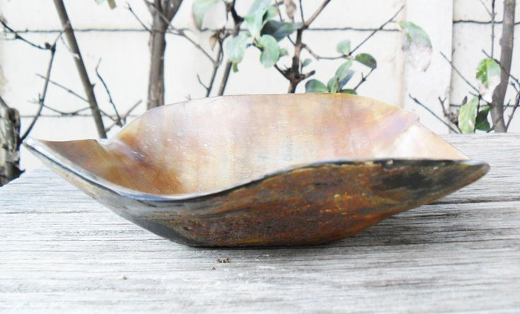 Horn Bowl - Inside Out Home Boutique